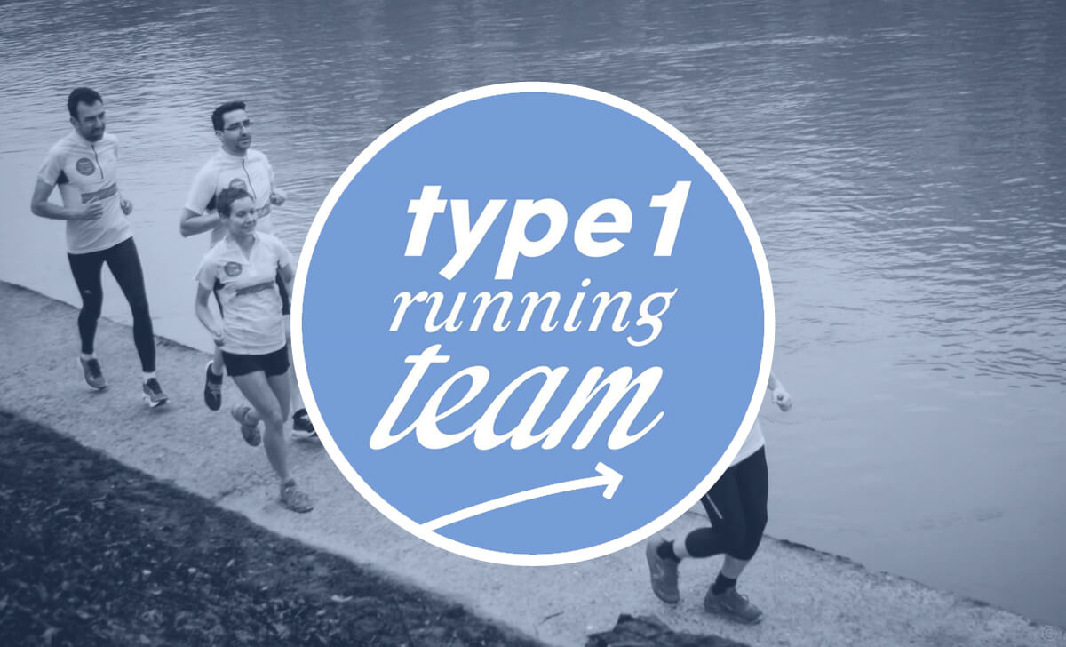 Type1 running team : Courir, Inspirer, Sensibiliser