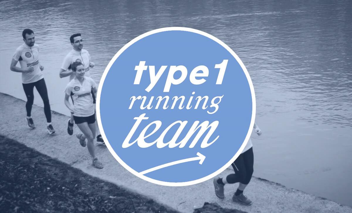 Type1 running team : Courir, Inspirer, Sensibiliser