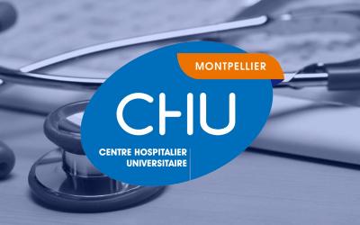 Le CHU de Montpellier, partenaire du carnet de santé intelligent Aviitam