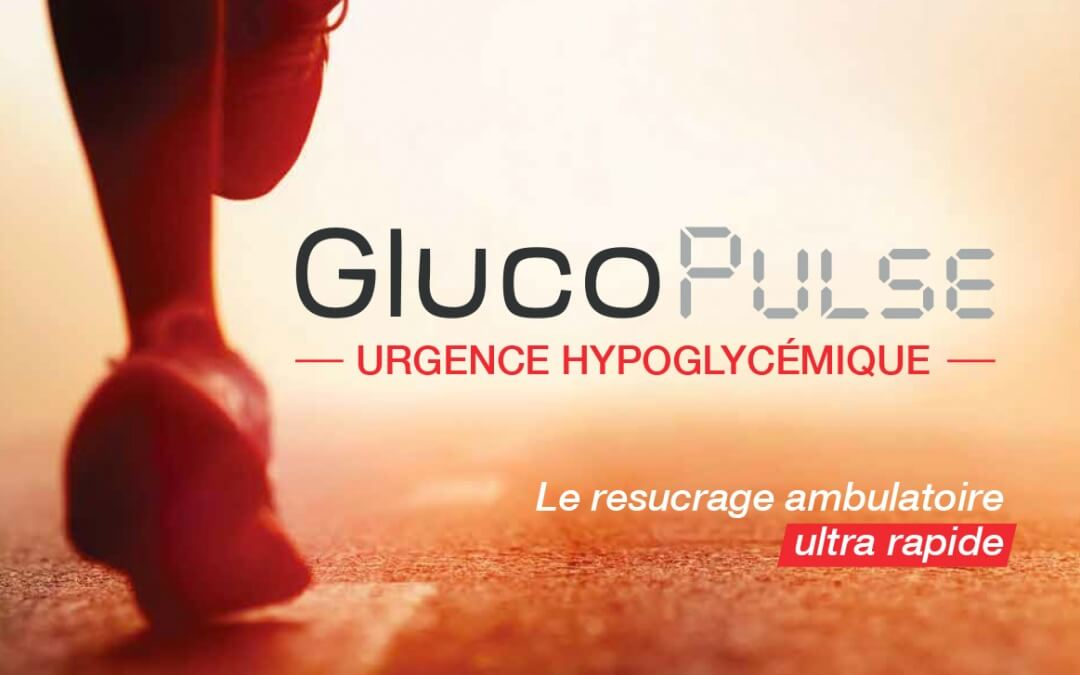 GlucoPulse : Le resucrage ambulatoire ultra rapide