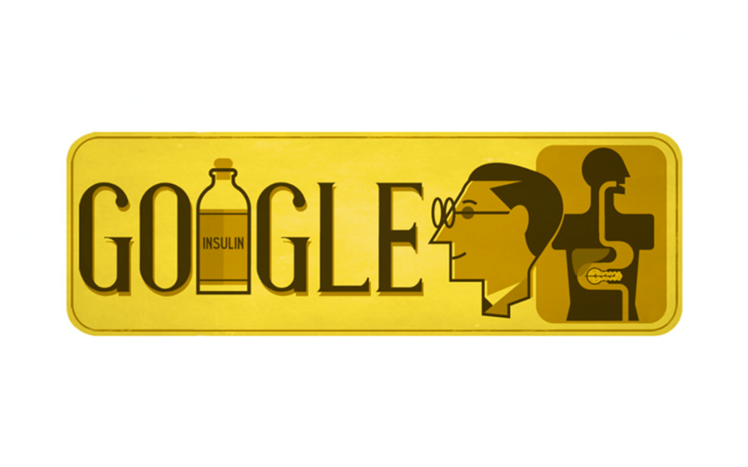 google doodle diabete
