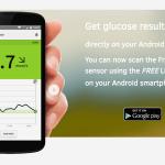 Application Librelink – Obtenir les données du Freestyle Libre sur Smartphone