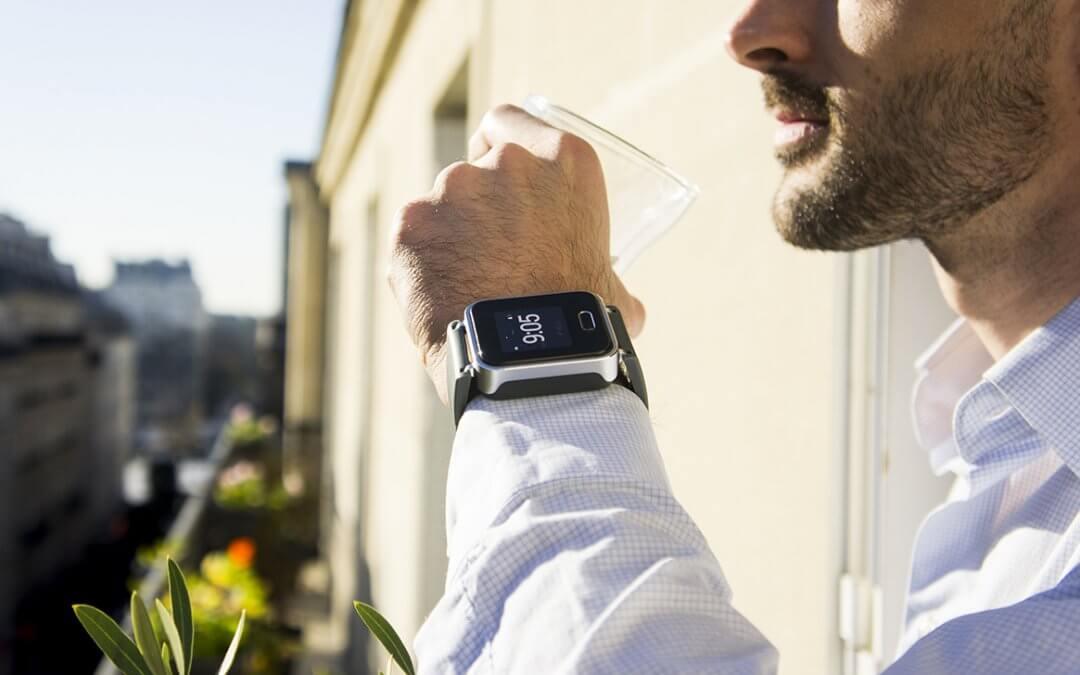K'Track Glucose : La montre qui mesure la glycémie
