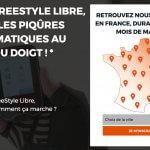 65 Réunions d'information sur le Freestyle Libre en Mars 2017