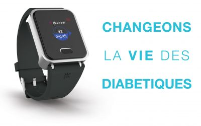Le K'Watch Glucose (n'est plus) disponible en précommande