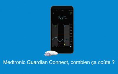 Guardian Connect de Medtronic : Combien ça coûte ?