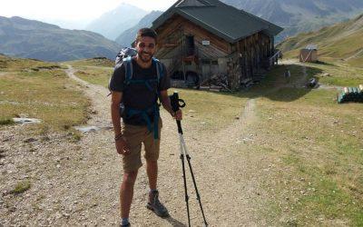 Retour sur le trek autour du Mont Blanc 2017 avec Jamel Larbi, diabétique de type 1