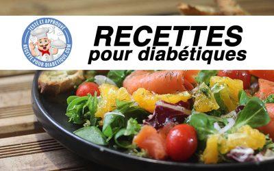 Recettes pour diabétiques – Le site de Jean-François Rousseau