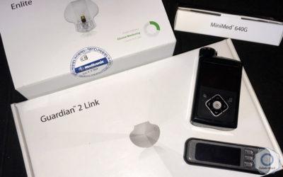 Système MiniMed 640G de Medtronic