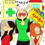 5 illustrations humoristiques pour parents d'enfants diabétiques - Partie 1