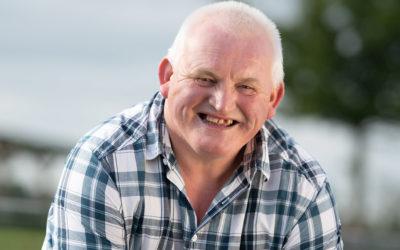 Thierry Olive sensibilise au dépistage du diabète de type 2