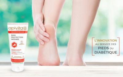 Apivita Soin Protection Intense, pour les pieds des diabétiques