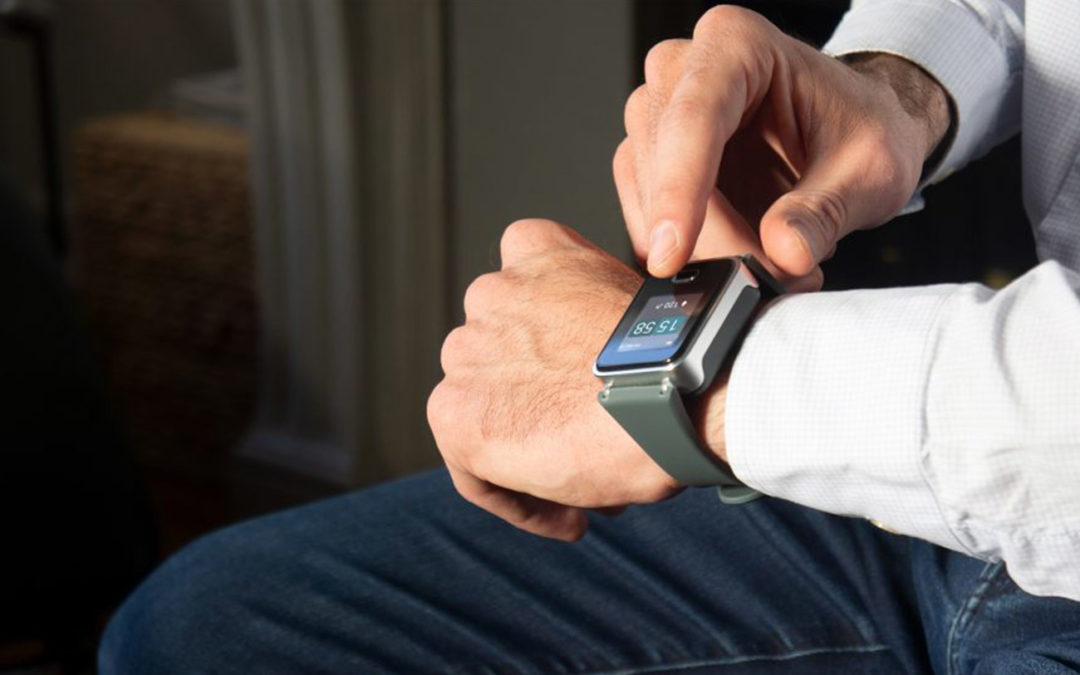 Montre K'Watch Glucose et mesure du glucose en continu
