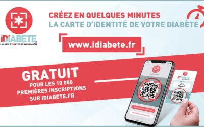 Carte iDiabète